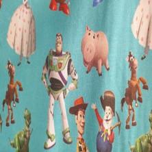 Algodón estampado de Toy Story